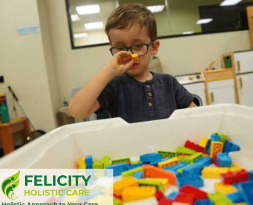 Lego Braille bricks - Felicity Holistic Care